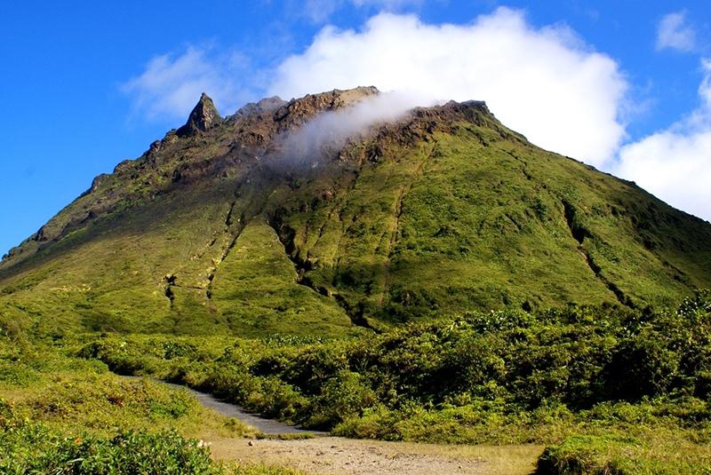 Вулкан Ля-Суфриер