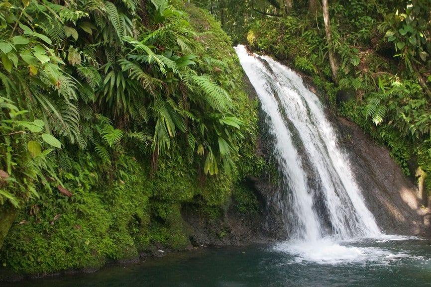 Водопад Корбет