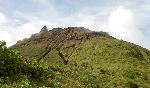 Природа Гваделупы