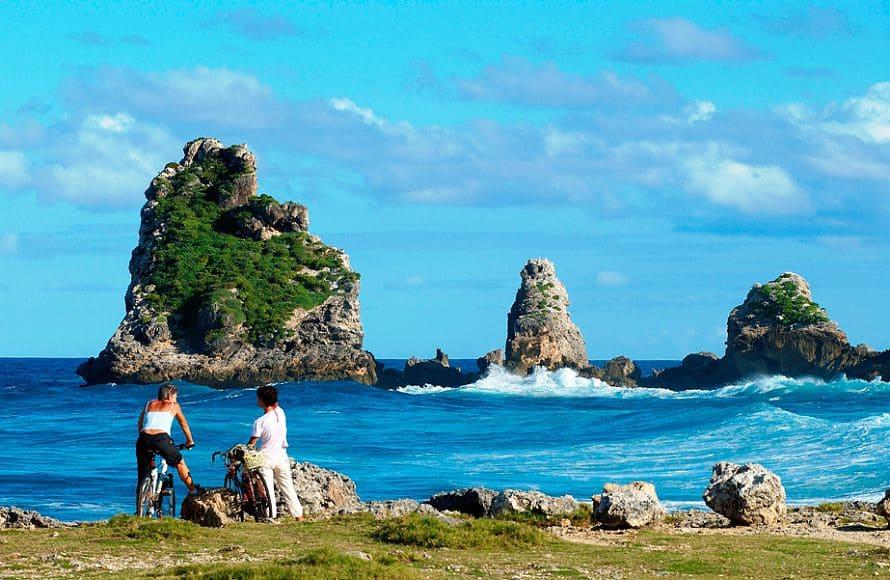 Пляжи Гваделупы