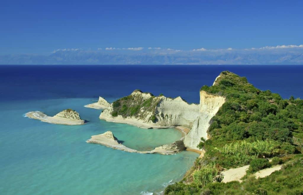 Отдых на острове Корфу