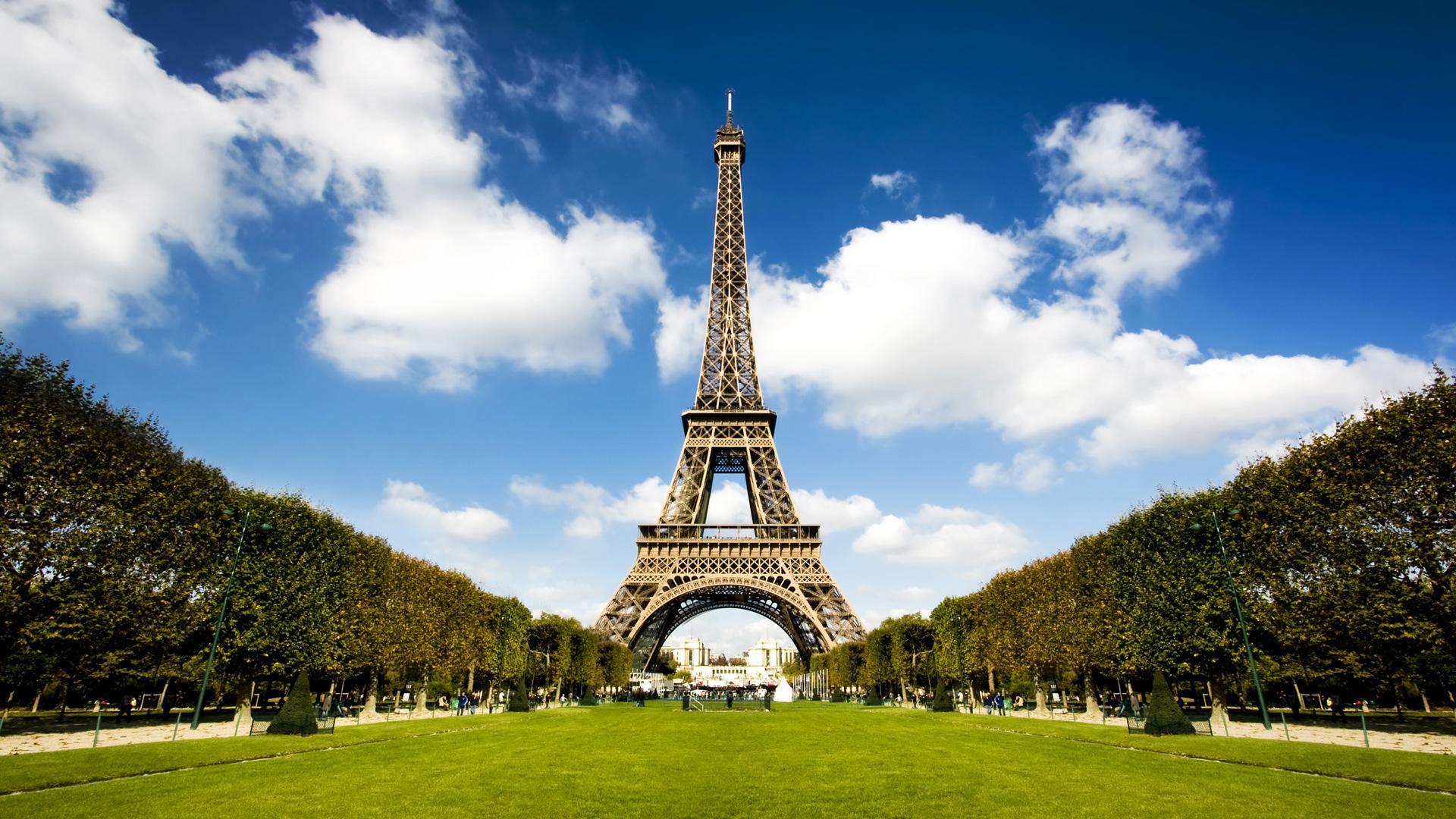 Романтичный Париж